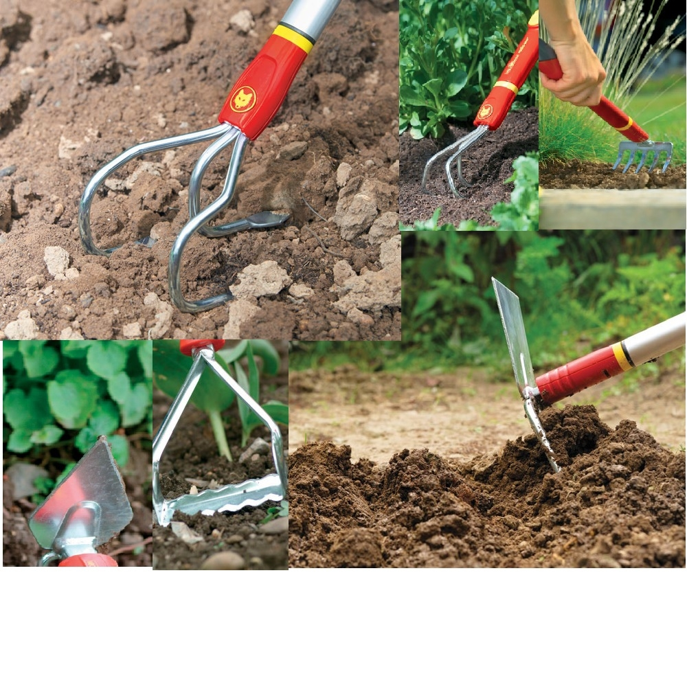 Multi-Change Soil Care & Rockery Tools