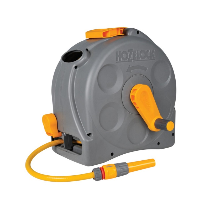 Hozelock 2415 - Compact Reel 2in1