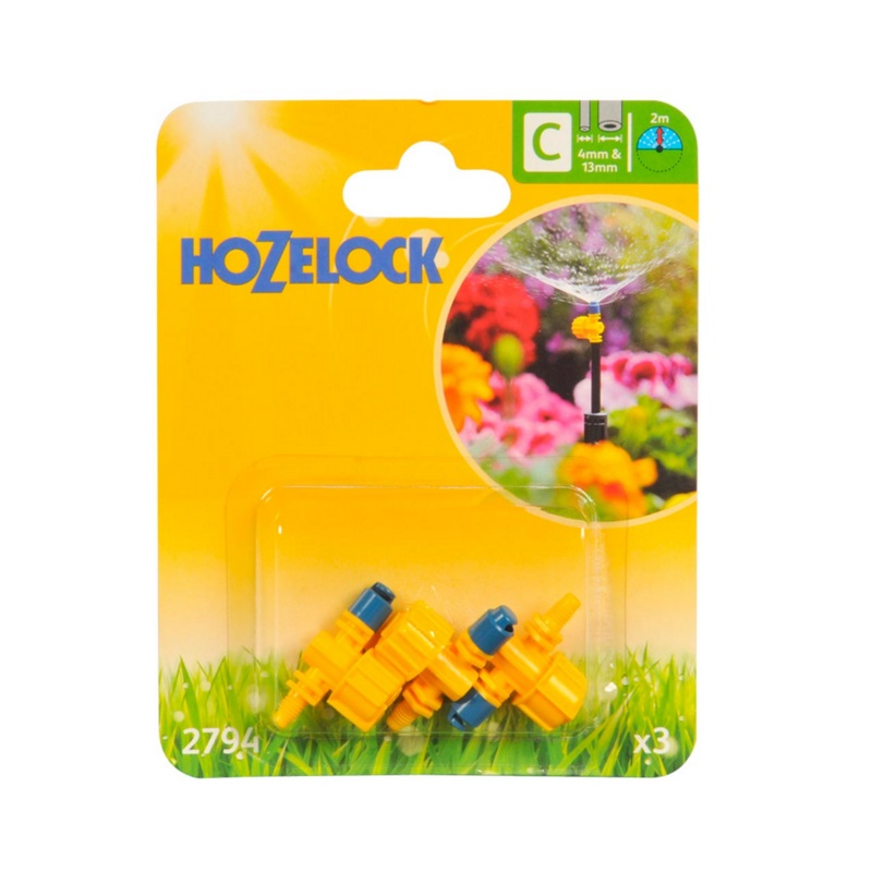 Hozelock 2794 - 180° Adjustable Mircojet (3)