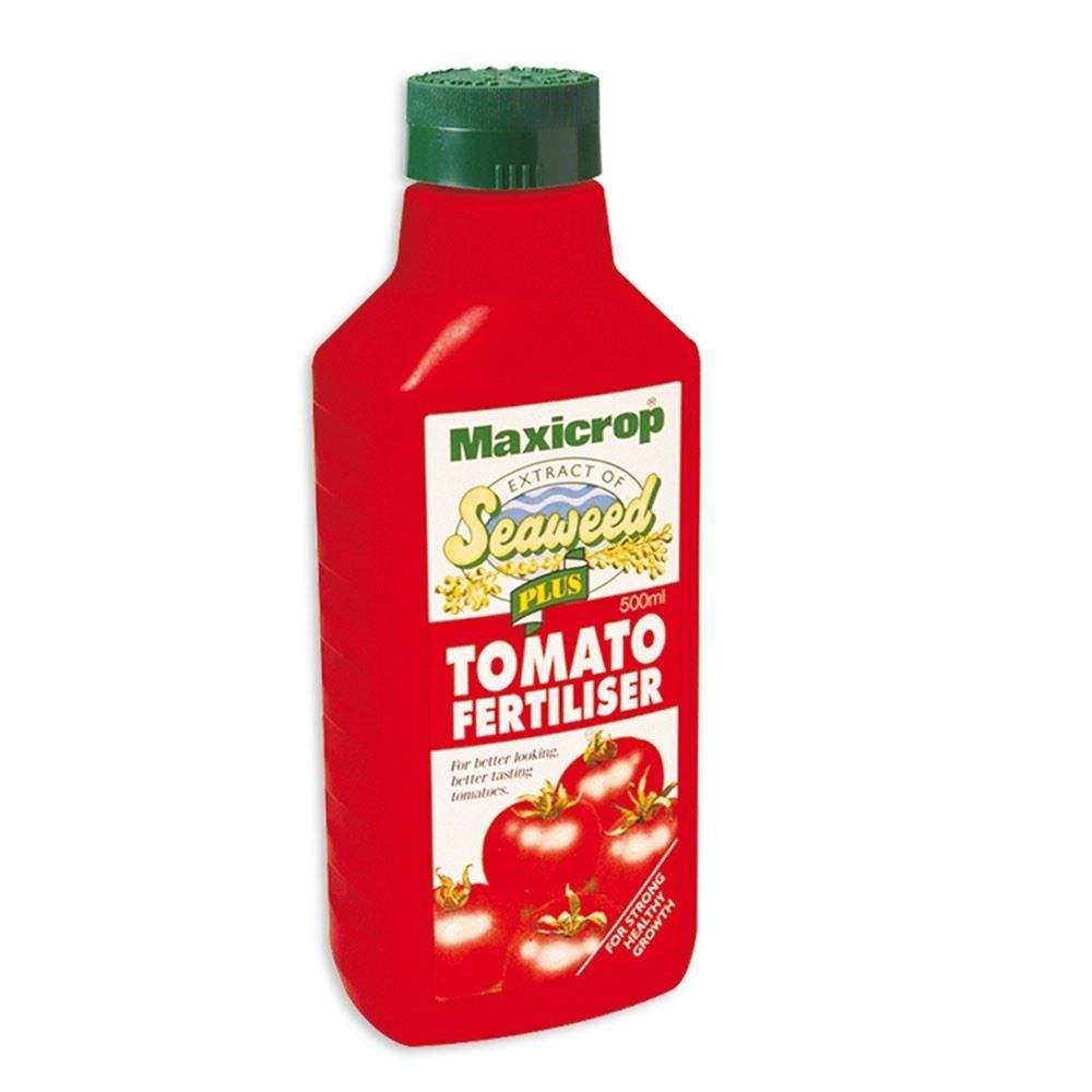 Maxicrop - Natural Seaweed Tomato Fertiliser 500ml