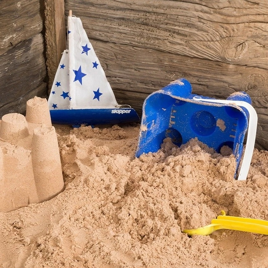 Meadow View - Happy Faces Play Sand