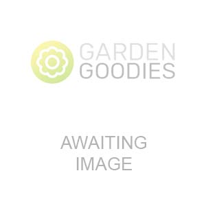 Bosmere D555-6 Seater Rectangular Table Cover - Storm Black